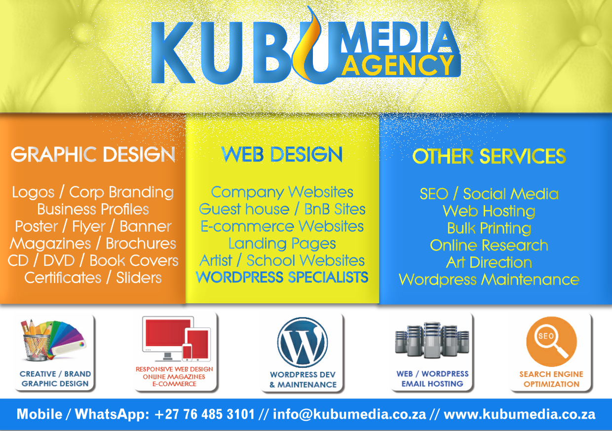 Website Design And Hosting South Africa