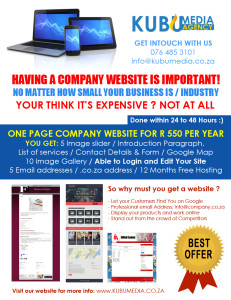 One-page-site-advert