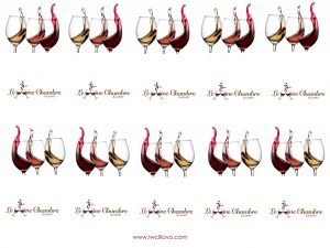 Le Wine Chambre Wall Banner 3